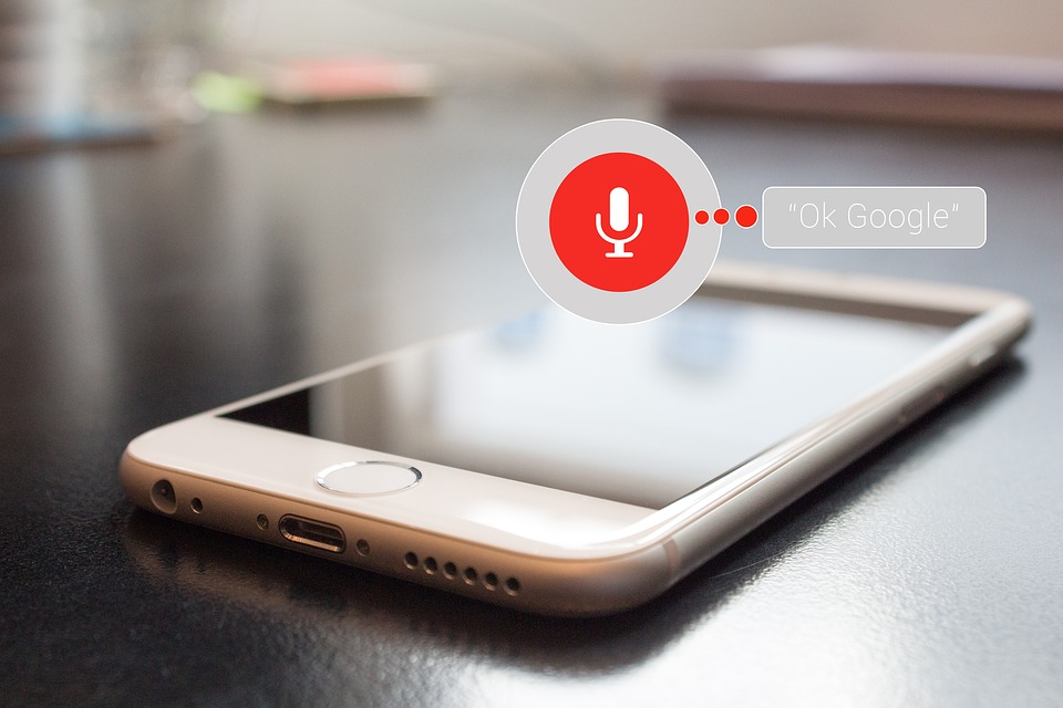 voice search - shoppen via voice assistenten